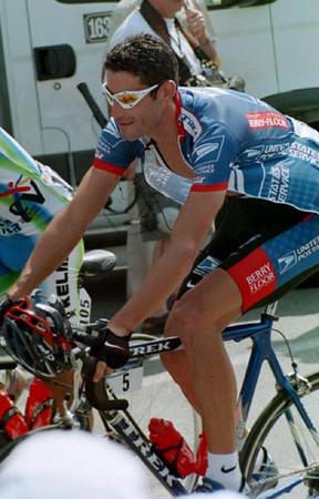 Stage 18 - Bordeaux to Maixent l'Ecole - George Hincapie