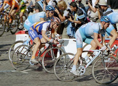 Stage 20 - Champs-Elysees Paris - Levi Leipheimer