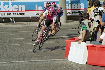 Stage 20 - Champs-Elysees Paris - Jan Ullrich
