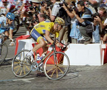 Stage 20 - Champs-Elysees Paris - Lance Armstrong
