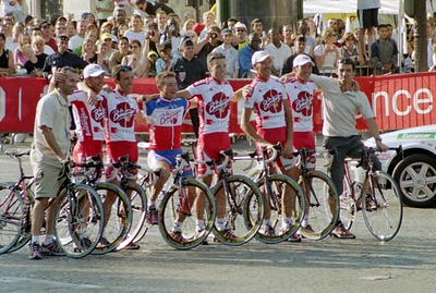 Stage 20 - Champs-Elysees Paris - Brioches La Boulangere