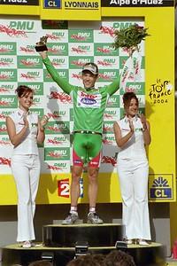 Stage 16 - L'Alpe d'Huez TT - Robbie McEwen