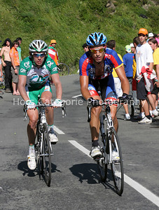 9201 George Hincapie and Dmitriy Fofonov