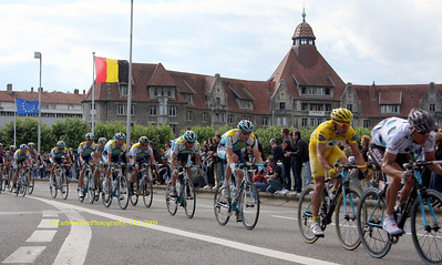 Team Astana, Pont Carnot--Besancon, France