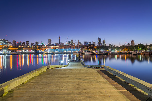Sydney, 6am
