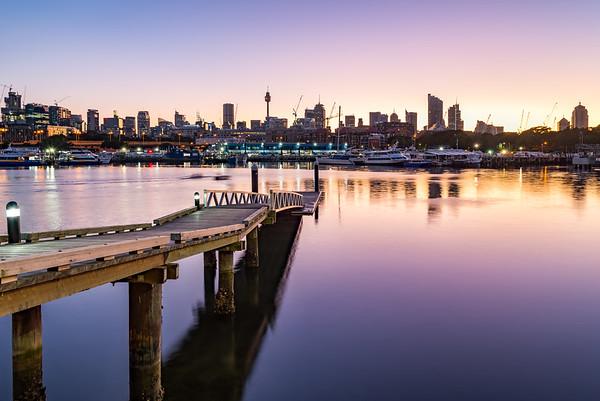 Sydney s'éveille