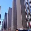Avenue of the Americas at Rockefeller Center