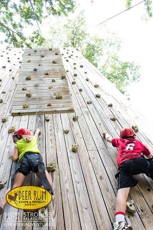 Adventure Rec: Climbing Tower