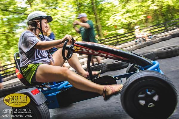 Adventure Rec: Pedal Karts