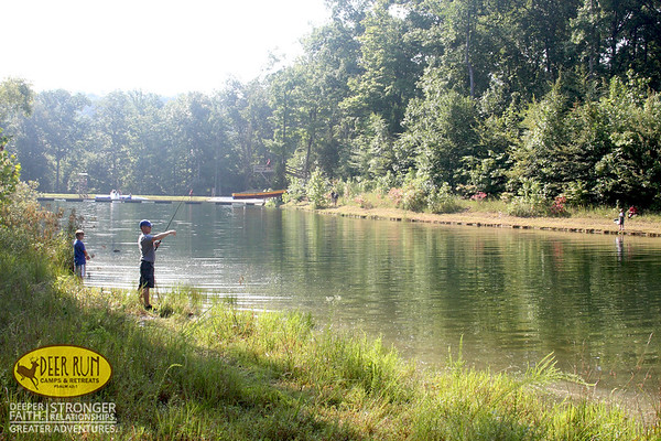 Open Rec: Bank Catch-and-Release Fishing