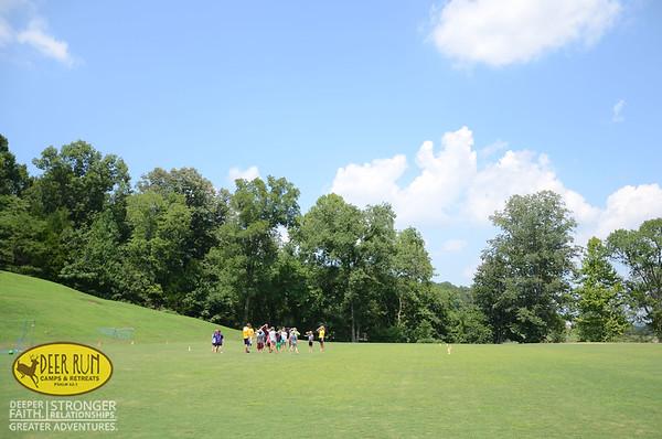 Open Rec: Game Field