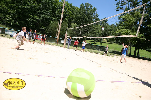 Open Rec: Sand Volleyball