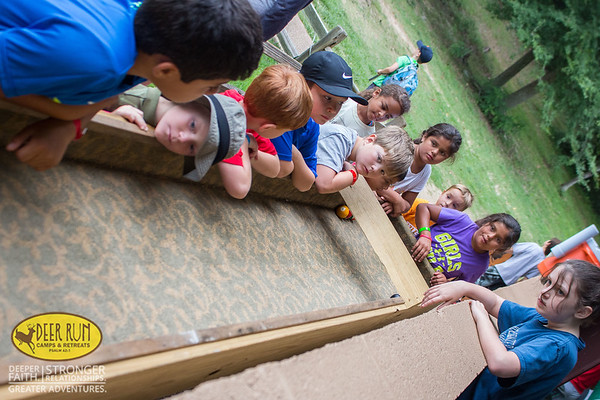 Open Rec: Carpetball, GaGa Ball, Tetherball, Cornhole, Playground