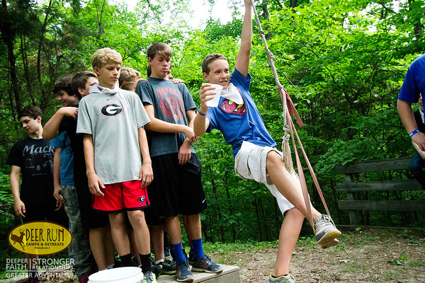 Team Building: Challenge Course Initiatives