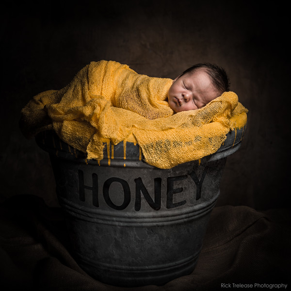 Baby Boy Honey