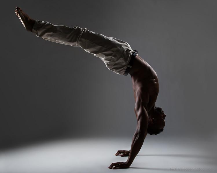 Johnny Burgess - Dancer
