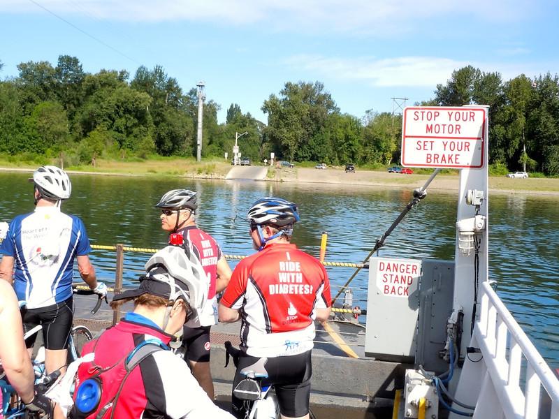 The Wheatland Ferry