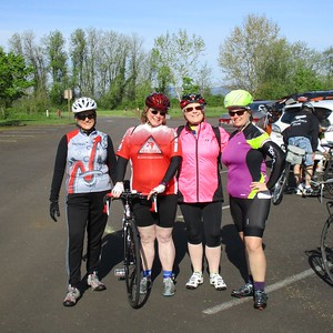 2016 French Prairie Ride (April 16)