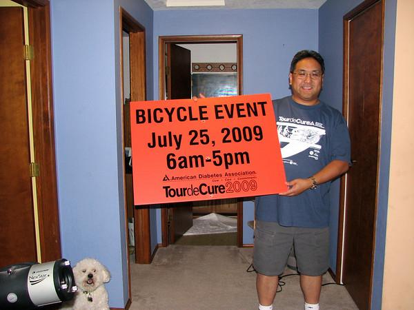 Tour de Cure 2009