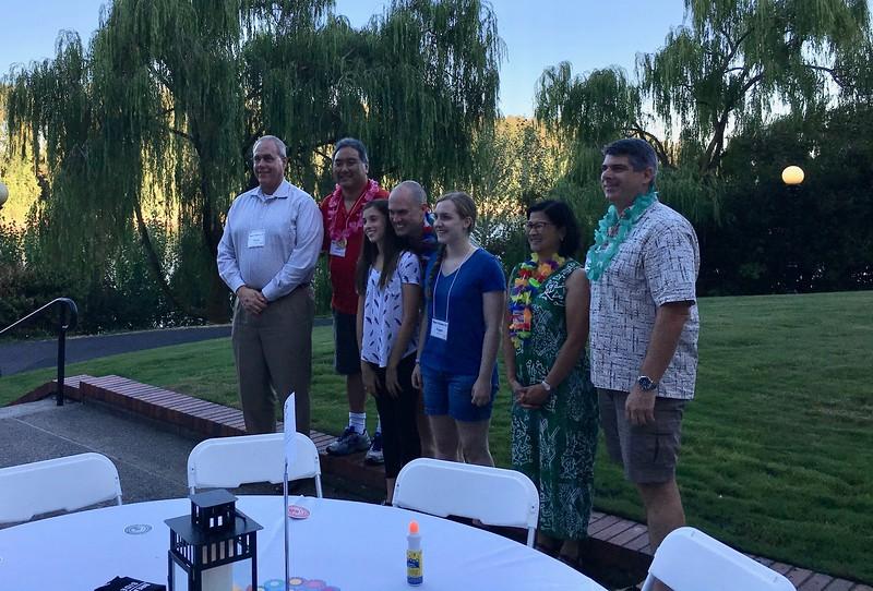 2017 TDC Champions Reception