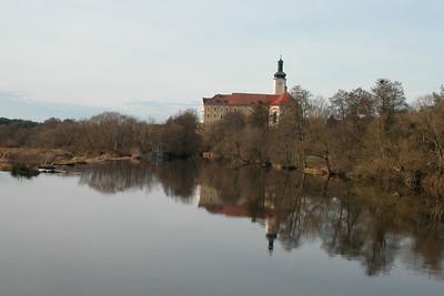 Kloster Walderbach über Regen Ausflug Walderbach Reichenbach