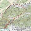 PfädliRouten bei La Heutte; Nr. 59; 60; 61; 62; 66 (8 km, 750 hm)