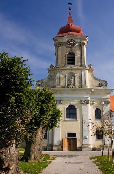 Kirche in Stotzing