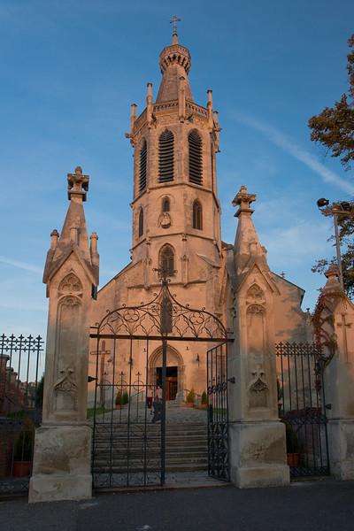 Kirche in Sopron