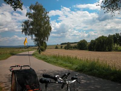 Radweg Altenschwand Schwandorf