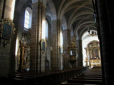 Walderbach Kloster Kirche