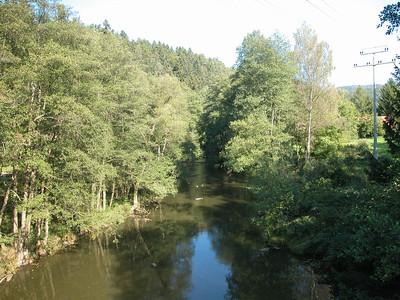 Radfahrt durchs Murntal, Schwarzach, Neunburg, Eixendorfer See
