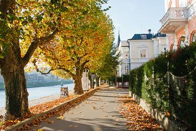 Radtour Krimml - Wien (Oktober, November 2011) Auswahl