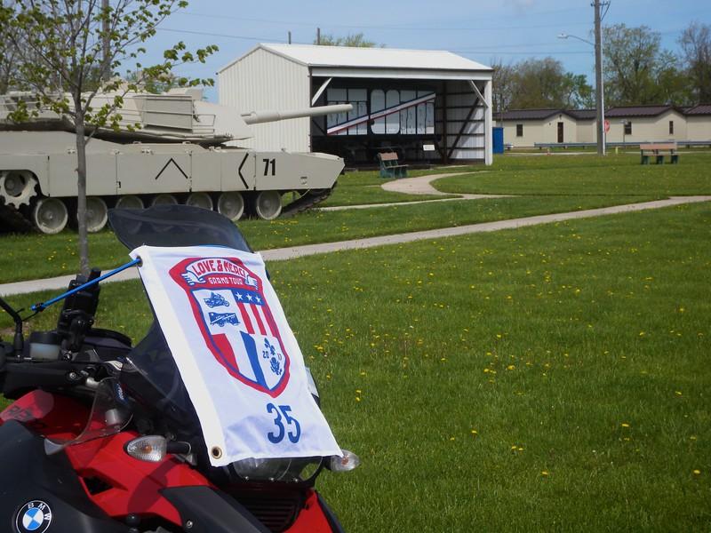 Merci Train Bonus Camp Perry Port Clinton, OH