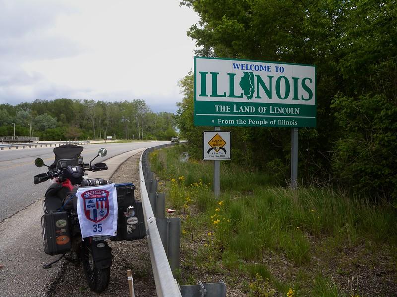 Merci Less Bonus, Illinois State Line