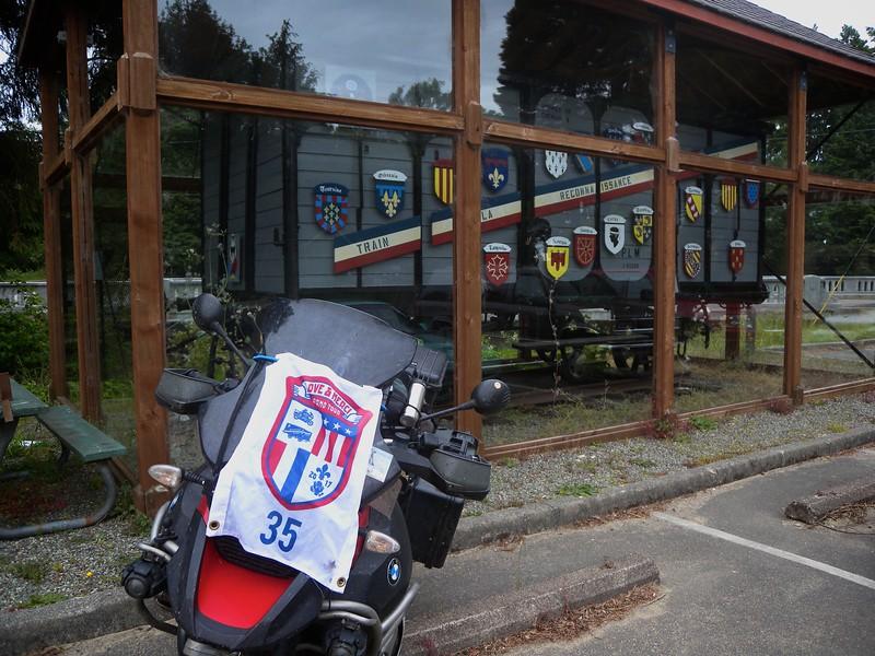 Merci Train Bonus, North Bend, Oregon