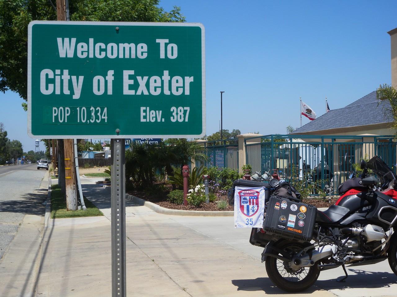 E Exeter, CA