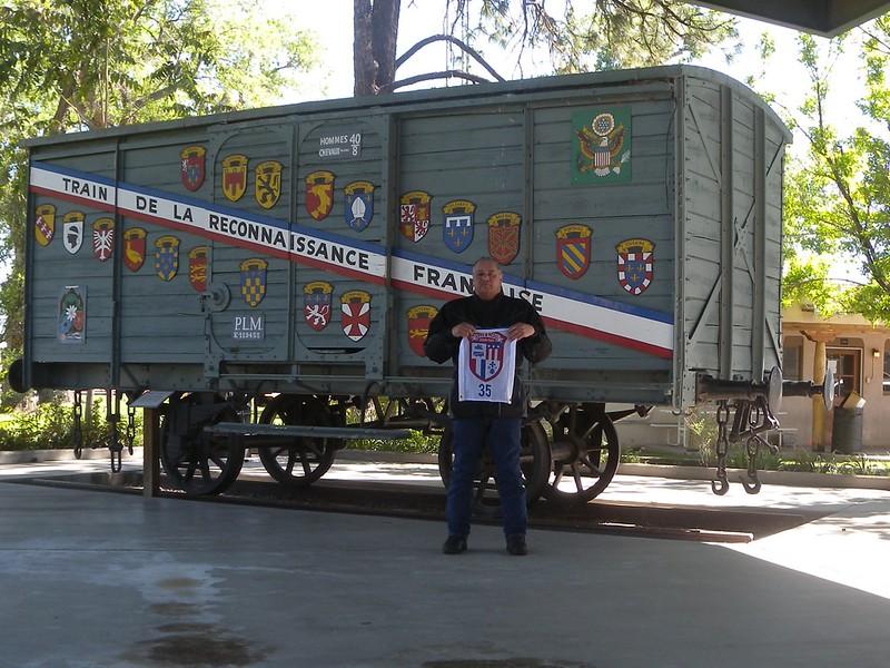 Merci Train Bonus, State Fair Grounds, Albuquerque, NM