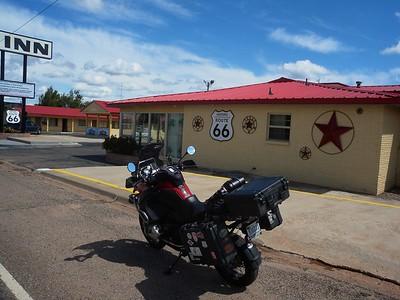 Route 66 Inn, Shamrock, TX