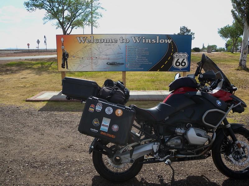 Route 66 Winslow AZ