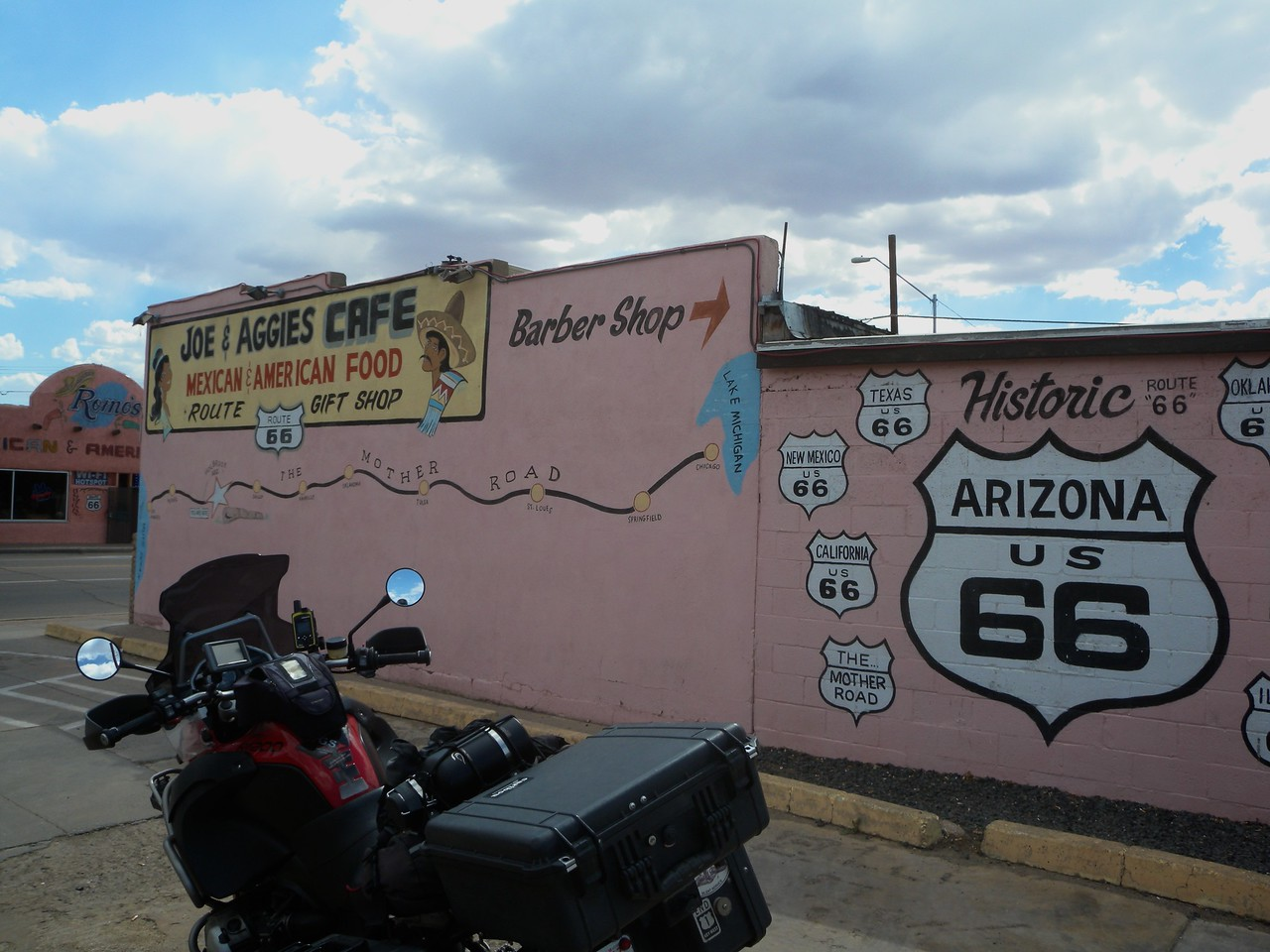 Joe & Aggies Cafe, Holbrook, AZ