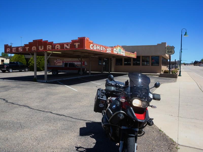 Comet II Drive Inn, Route 66, Santa Rosa, NM