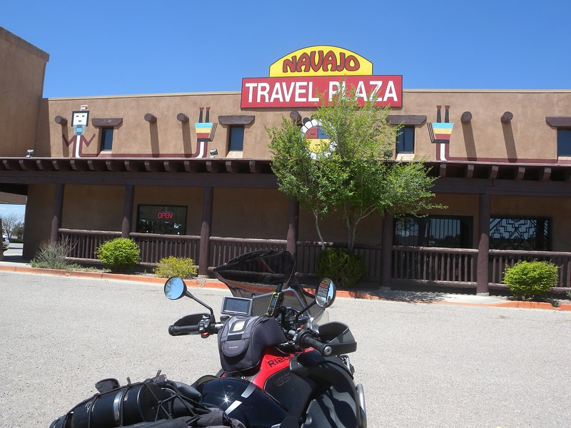 Navajo Travel Plaza, Gallup, NM