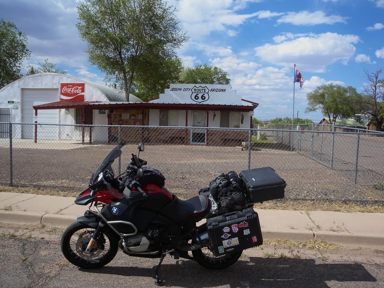 Route 66 Joseph City, AZ