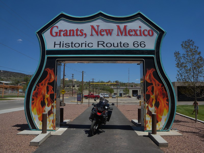 Route 66, Grants, NM