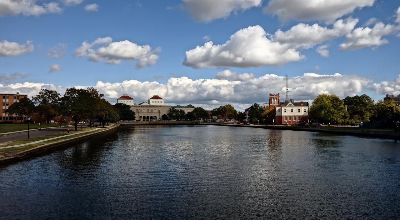The Hague Facing Chyrsler Museum