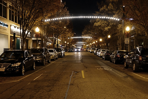 Granby Street Arch Lights