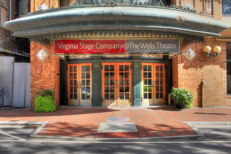 Wells Theater - Virginia Stage Company