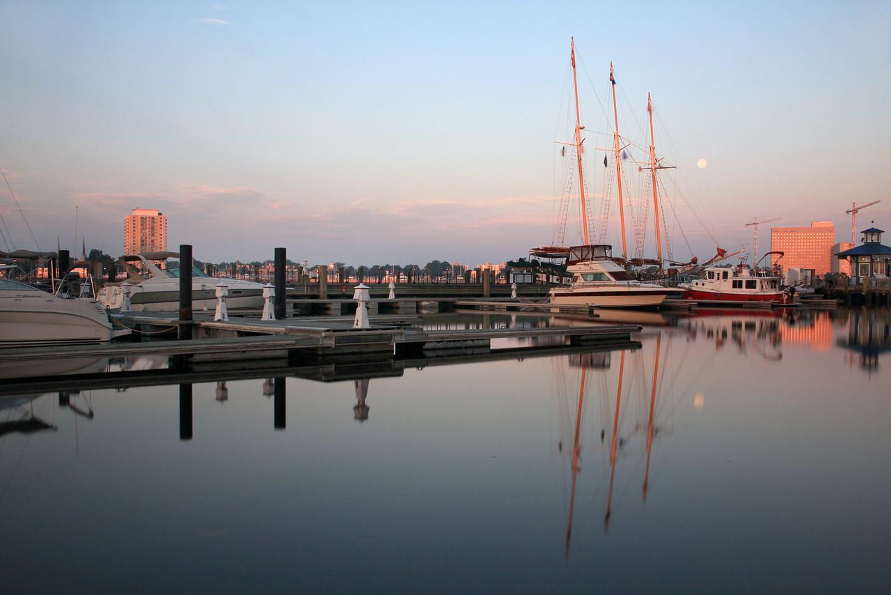 Waterside Docks