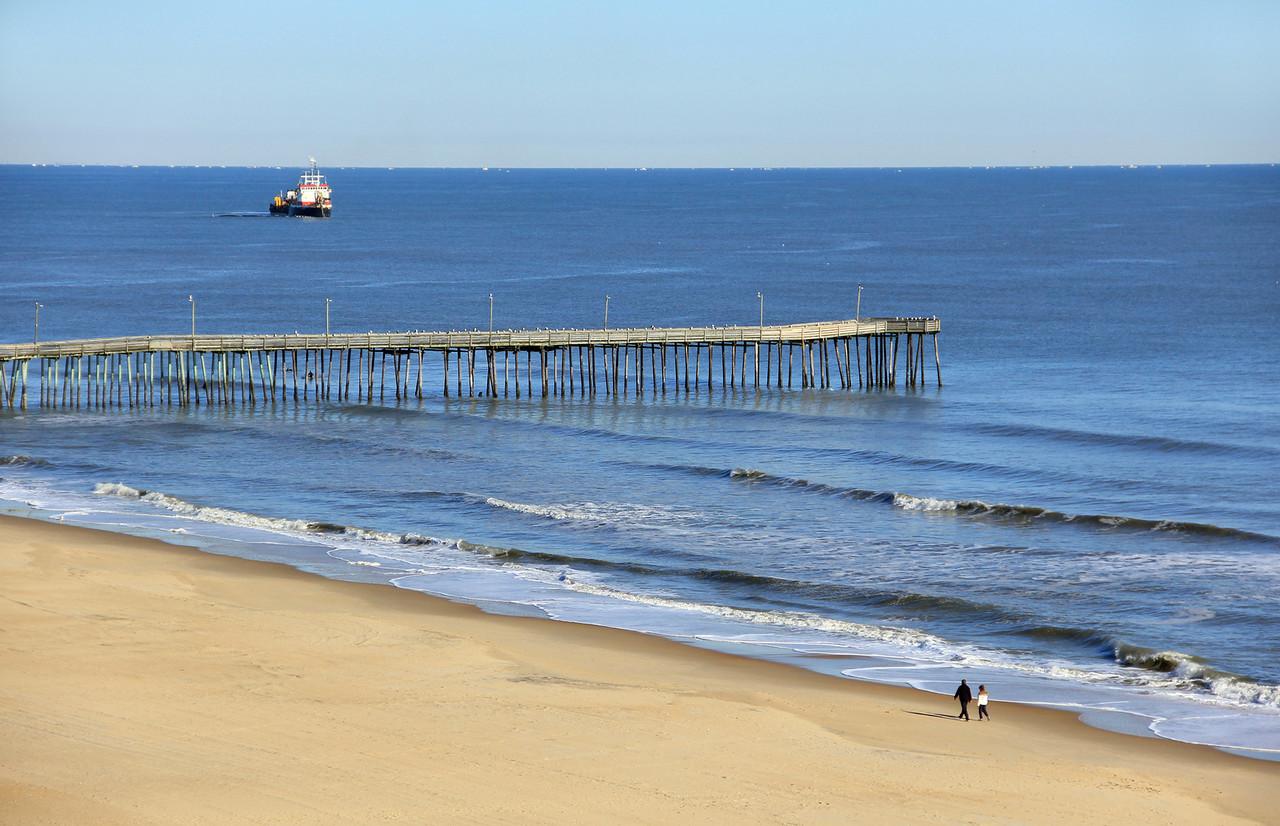 Virginia Beach Oceanfront 2013