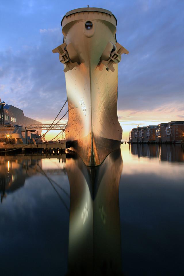 2012 Battleship Wisconsin Classic - Downtown Norfolk